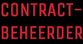Contractbeheerder